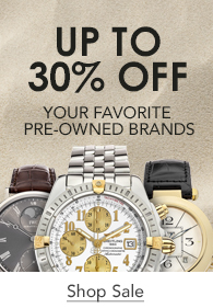 Save up to 30% on your favorite pre-owned brands