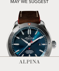Featured Brand - Alpina