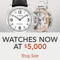 Limited Time: Select Certified Pre-Owned Watches Reduced to $5000- Shop Now