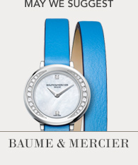 Featured Brand - Baume & Mercier