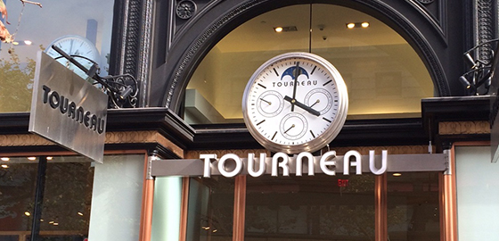 Tourneau Westfield San Francisco Centre