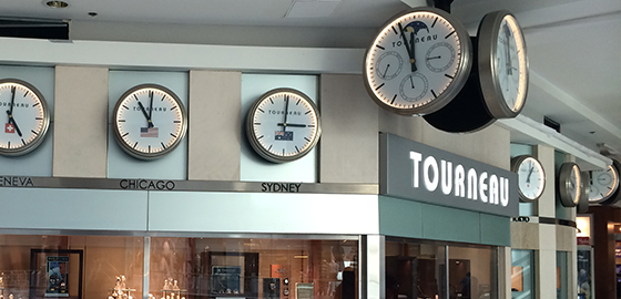 Tourneau Fashion Centre at Pentagon City