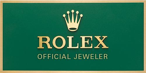 Rolex header logo